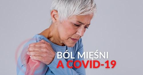 ból mięśni COVID COVID19 ortopedia ortopeda bielsko