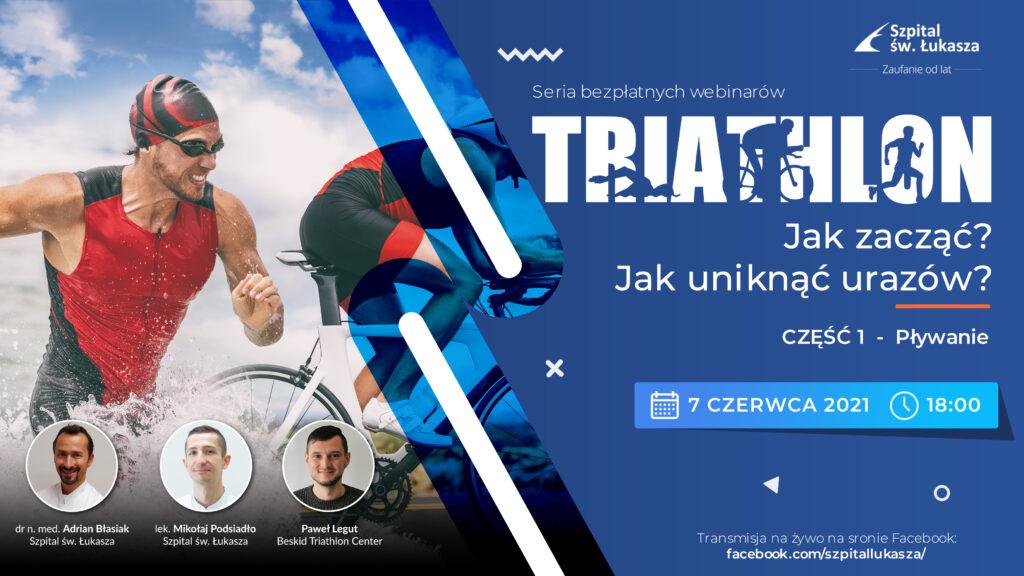 webinar triathlon pływanie